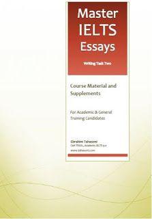Essay writing for english test ielts self study