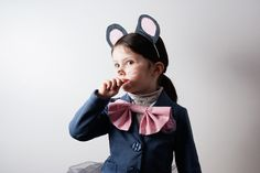 (DIY) mouse costume