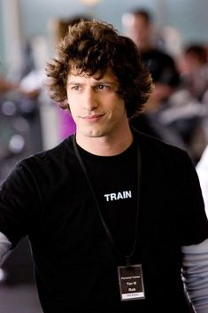 You guys, why is this floppy haired muppet so attractive? Is it the butt chin? Celebrity Gossip, Celebrity Crush, Celebrity Photos, Andy Samberg, Celebrity Workout, Joe Manganiello, Jamie Fraser, Keanu Reeves, Movies