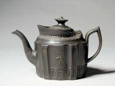 Teapot UNKNOWN ENGLISH (ENGLISH) C. 1800