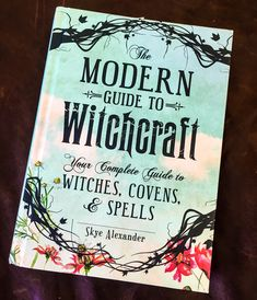 Modern Tips For The Modern Witch — I highly recommend The Modern Guide To Witchcraft. Modern Tips For The Modern Witch — I highly recommend The Modern Guide To Witchcraft. Tarot, Witchcraft Books, Wiccan Books, Magick Spells, Pagan Witch, Witches, Modern Witch, White Witch, White Magic