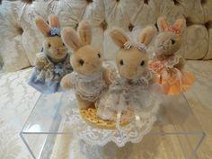 Easter Decor Shower/Wedding Bunny Display picclick.com