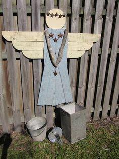 Johnnyfive Collectables: My Garden Angel - Absolutely gorgeous garden decoration!!