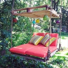 Perfect swing for summertime!
