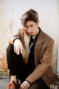 Image about pretty in kpop 🕊 by jiminismochi on We Heart It Youngjae, Kim Yugyeom, Jaebum, Mark Bambam, Got7 Mark Tuan, Girls Girls Girls, Mark Tuan Twitter, Super Junior, K Pop