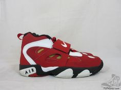Vtg OG 2012 Nike Air Diamond Turf 2 sz 7y Varsity Red Retro 49ers Deion  Sanders 01d3a975e