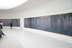 Monet's waterlilies l'Orangerie www.girlsguidetoparis.com