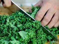 Receta col rizada Kale                                                       …