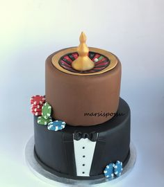 Marsispossu: Casinokakku, Casino cake