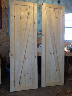 My little bathroom?   Sliding+Barn+Doors--The+Sequel