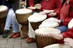 Asheville Drum Circle. Follow us on FB for details.