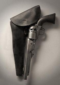 44 Caliber Colt Revolver