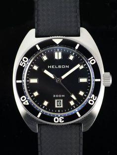 Helson Spear Diver, love that bezel $600