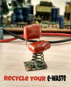 Make a try in making your own creative items# and see the wonder# your creative ideas# each idea and art counts in its own way# recycle ewaste# bring awerness # Make Your Own, How To Make, Creative Ideas, Recycling, Bring It On, Future, Diy, Diy Creative Ideas, Future Tense