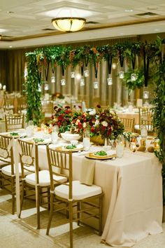 Featured Photographer: Melissa Oholendt Photography; Wedding reception idea.