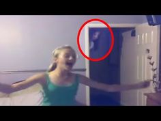 5 Nightmarish Videos of Ghost Caught On CCTV Camera - YouTube