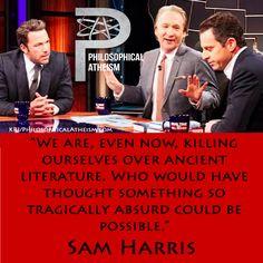 I Love Sam Harris....KRJ