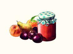 Preparare le marmellate e le confetture in Luna Calante, nei segni di Fuoco, le fa conservare più a lungo. In Crescente, invece, mantengono meglio l'aroma. Ecco  allora una serie di ricette per marmellate e confetture speciali con frutta di stagione.