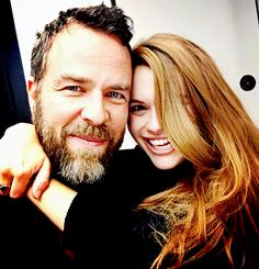 Holland Roden and J.R. Bourne