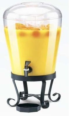 Chuck Juice Dispenser Is An Essential Must Have For Any Decor of Excellence!