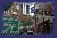 images of culpeper va   Town of Culpeper