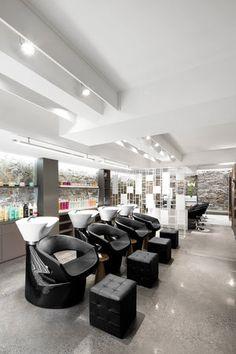 491 meilleures images du tableau Salon Coiffure | Barber shop, Hair ...