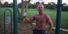 Great Grandfather, 64, Says It's Never Too Late To Get Fit