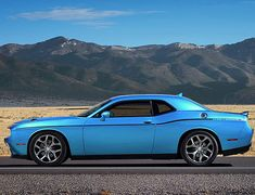 2016 Dodge Challenger - Classic American Muscle Car
