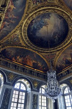 Versailles, dreaming...