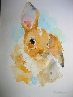 IMG_4506 by anelest. Gorgeous watercolors by this artist on website. #watercolor jd