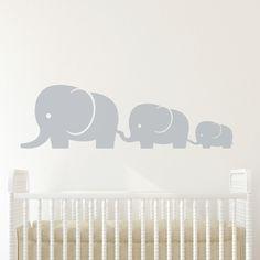 Elephant Wall Sticker