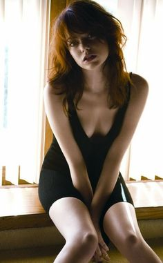 Emma Stone....