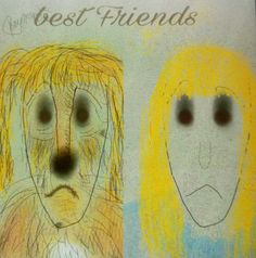 Best Friends, Painting, Art, Beat Friends, Art Background, Bestfriends, Painting Art, Kunst, Paintings