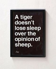 dont lose sleep
