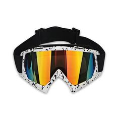 19177d0b950 Ski Womens Motorcycle Goggles Glasses Motocross Motorbike Motor Glasses For  Men Clear Racing Motorcycle Goggles Helmet Windproof