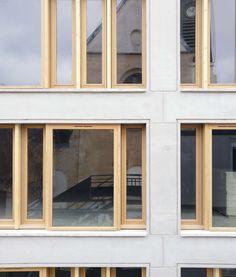 Precast Concrete, Concrete Structure, Industrial Architecture, Architecture Design, Site History, Floor Slab, Social Housing, Roof Deck, City Limits