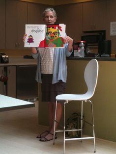 Annette Simon reads Robot Zombie Frankenstein