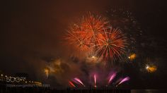 World Championship of Fireworks 2nd day by space-hold. @go4fotos