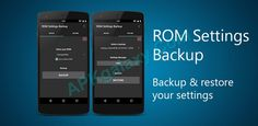 This Latest version of ROM Settings Backup Pro includes several changes which Feature are mentioned below. You can Simply Download this ROM Settings Backup Pro directly from APK4Lite, You have to do 1 or 2 clicks for Direct Download on Your Mobile, Laptop or Tablet - Links given below. Check New APK Free Android Games Check New APK Free Android Applications Check New APK Free Android Launcher Check New APK Free Android Theme Check New APK Free Android WallPapers