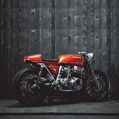 '75 Honda CB750 by Twinline Motorcycles.
