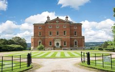 Barlaston Hall in Staffordshire - Country Life