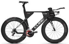 Cube presenta su nueva máquina aerodinámica para triatlón C:68 TT que buscara conquistar Kona