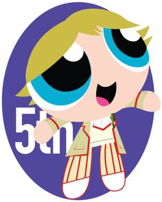 5th Doctor: Counting down the Days till the 50th