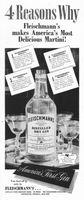 Fleischmann's Dry Gin 1946 Ad Picture
