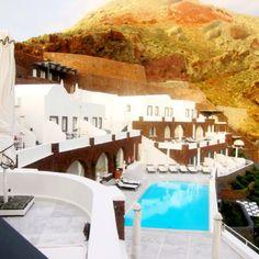 The San Antonio Hotel Santorini, Greece
