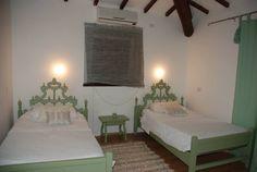 Location vacances maison Ansedonia: Chambre