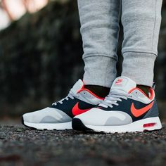 Nike Air Max Tavas | Raddest Men's Fashion Looks On The Internet: http://www.raddestlooks.org