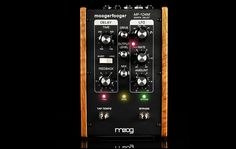 Moogerfooger MF-104M Super Delay, limited edition