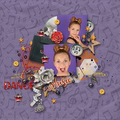 Move your Feet, Bundled Collection by WendyP Designs @ [url=http://www.digitalscrapbookingstudio.com/personal-use/bundled-deals/move-your-feet-bundled-collection/]DSS[/url] Photo by Emerald Gordon Wulf
