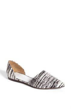 Vince 'Nina' d'Orsay Flat available at #Nordstrom